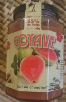 goyave cuite au chaudron - Produkt - fr