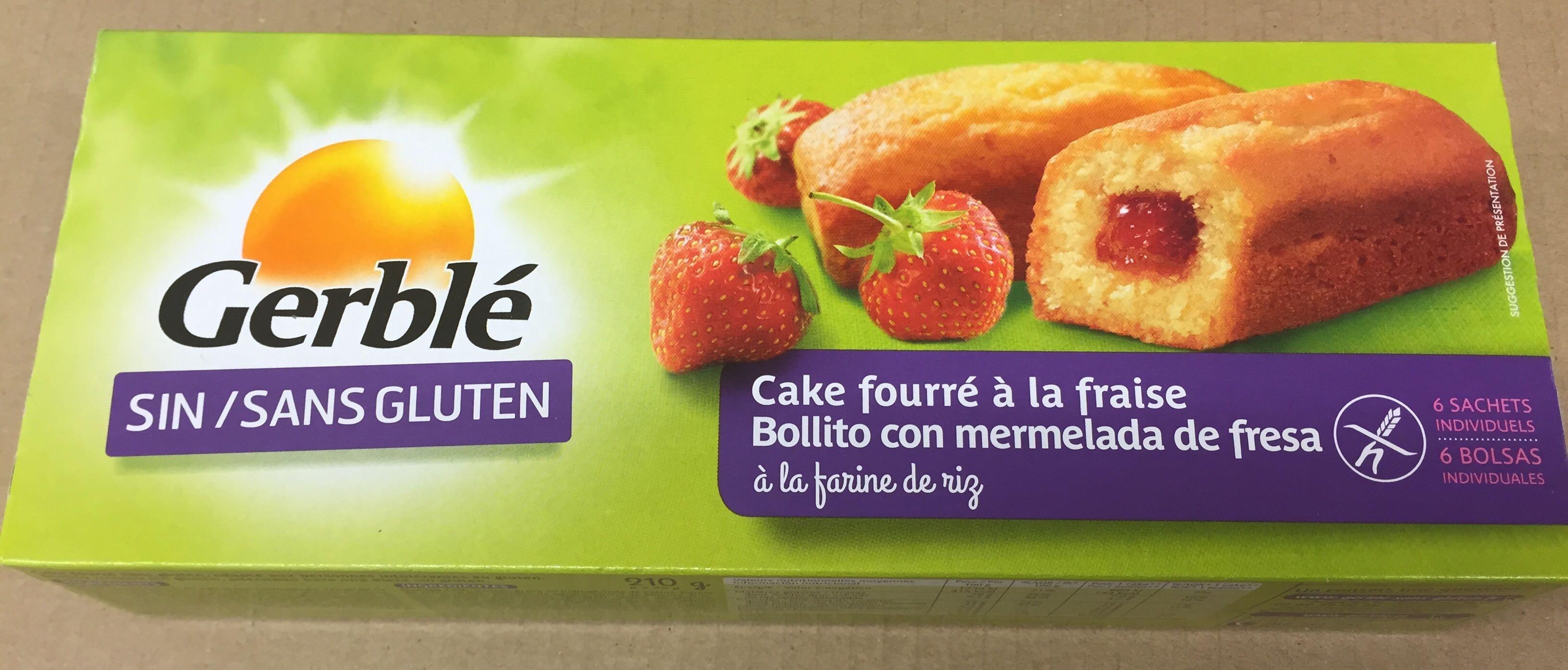 Petit déjeuner sans gluten - Produit