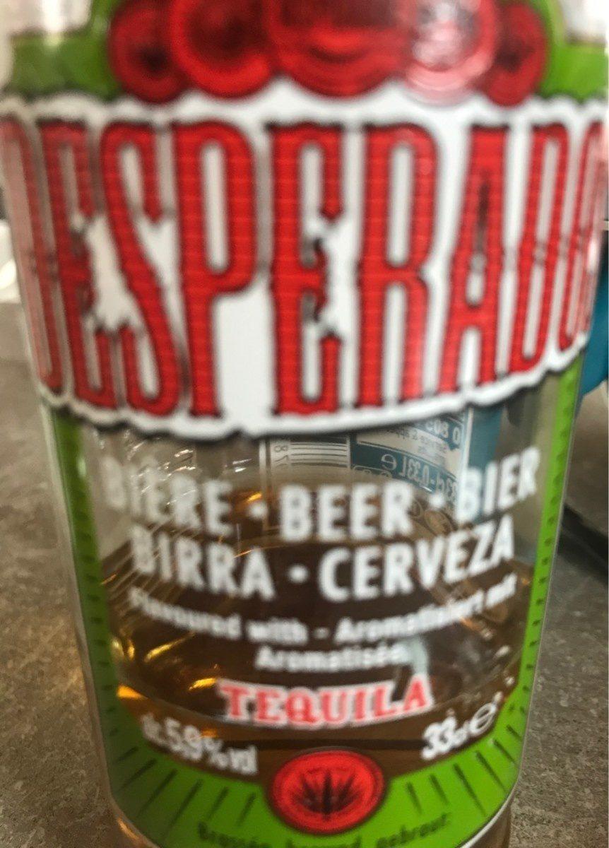 Biere Desperados 33 Cl