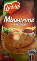 Minestrone à la Milanaise - Produit - fr