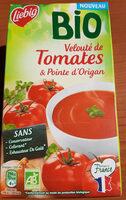 velouté de tomates et pointe d'origan - Product - fr