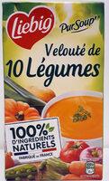 Velouté de 10 Légumes - Produit - fr