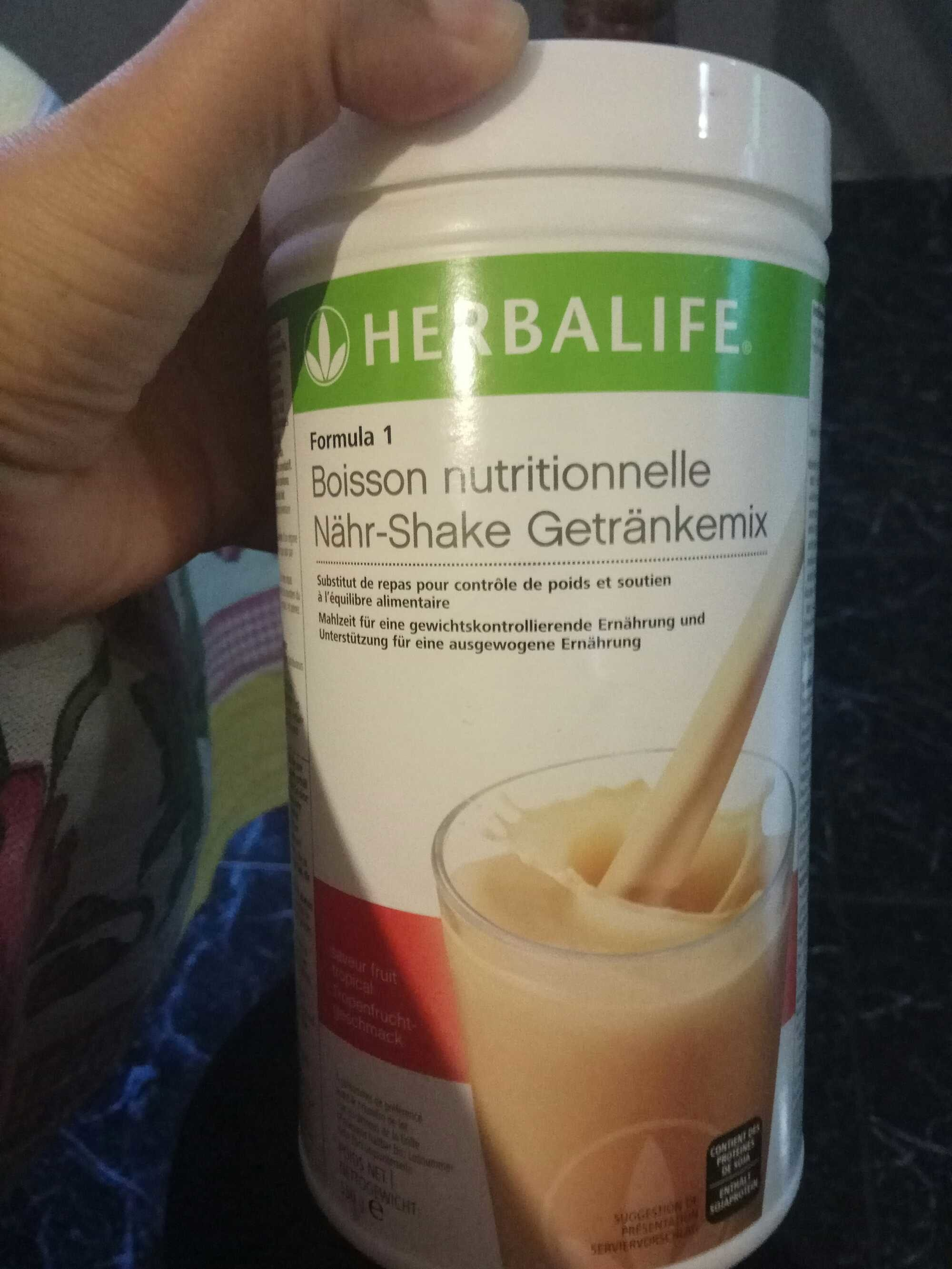 Boissone Nutritionelle - Product - fr