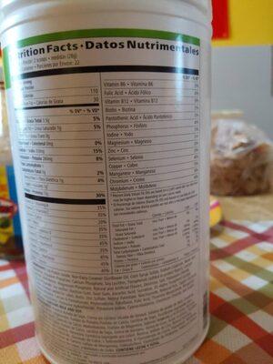 Protein mix - Ingredients - es
