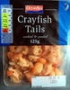 Crayfish tails - Product
