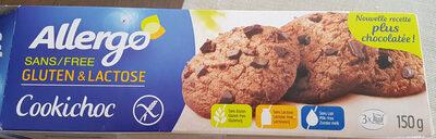 Muesli Cookies sans gluten - Producte