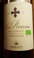 la roveria méditerranée  vin biologique - Product