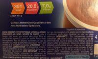 Fresubin2kcal - Ingrédients - fr