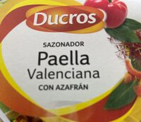 Sazonador paella valenciana - Product - en
