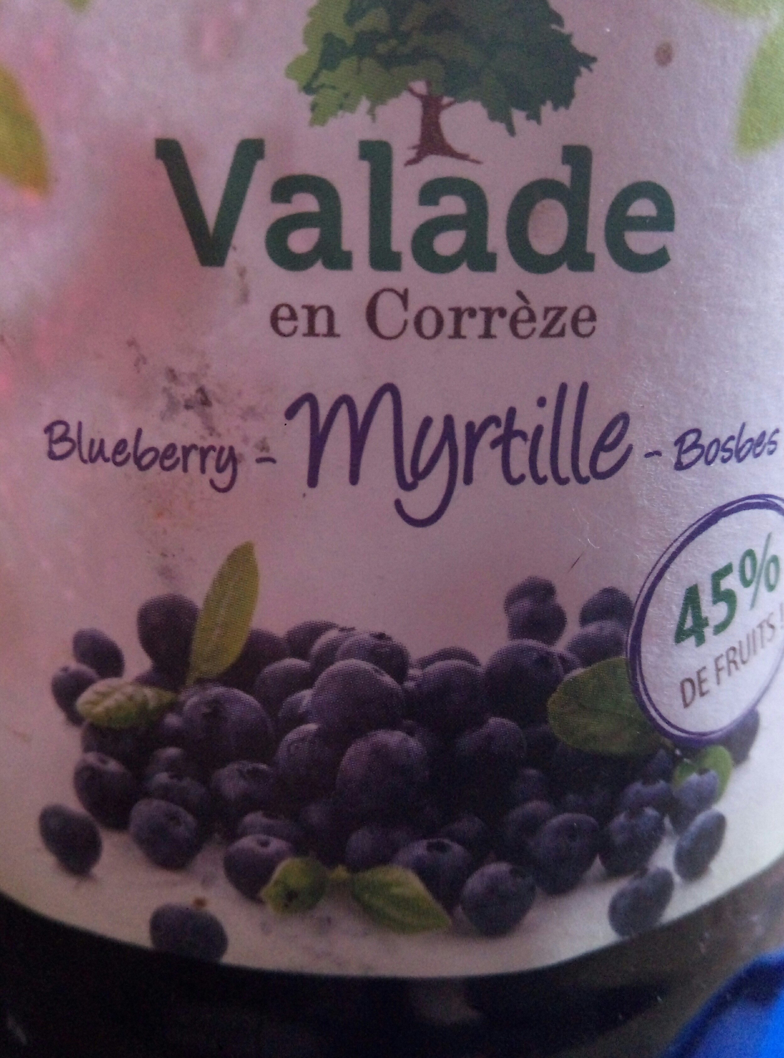les petits fruits mijotés - Produit - fr