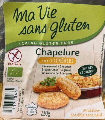 Chapelure aux 5 céréales - Product - fr