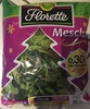 Mesclun (5/6 portions) - Produit
