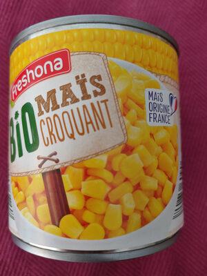 Maïs croquant bio - Product - fr