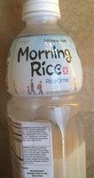 Morning rice - Product