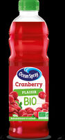 Ocean Spray Cranberry BIO - Product - fr