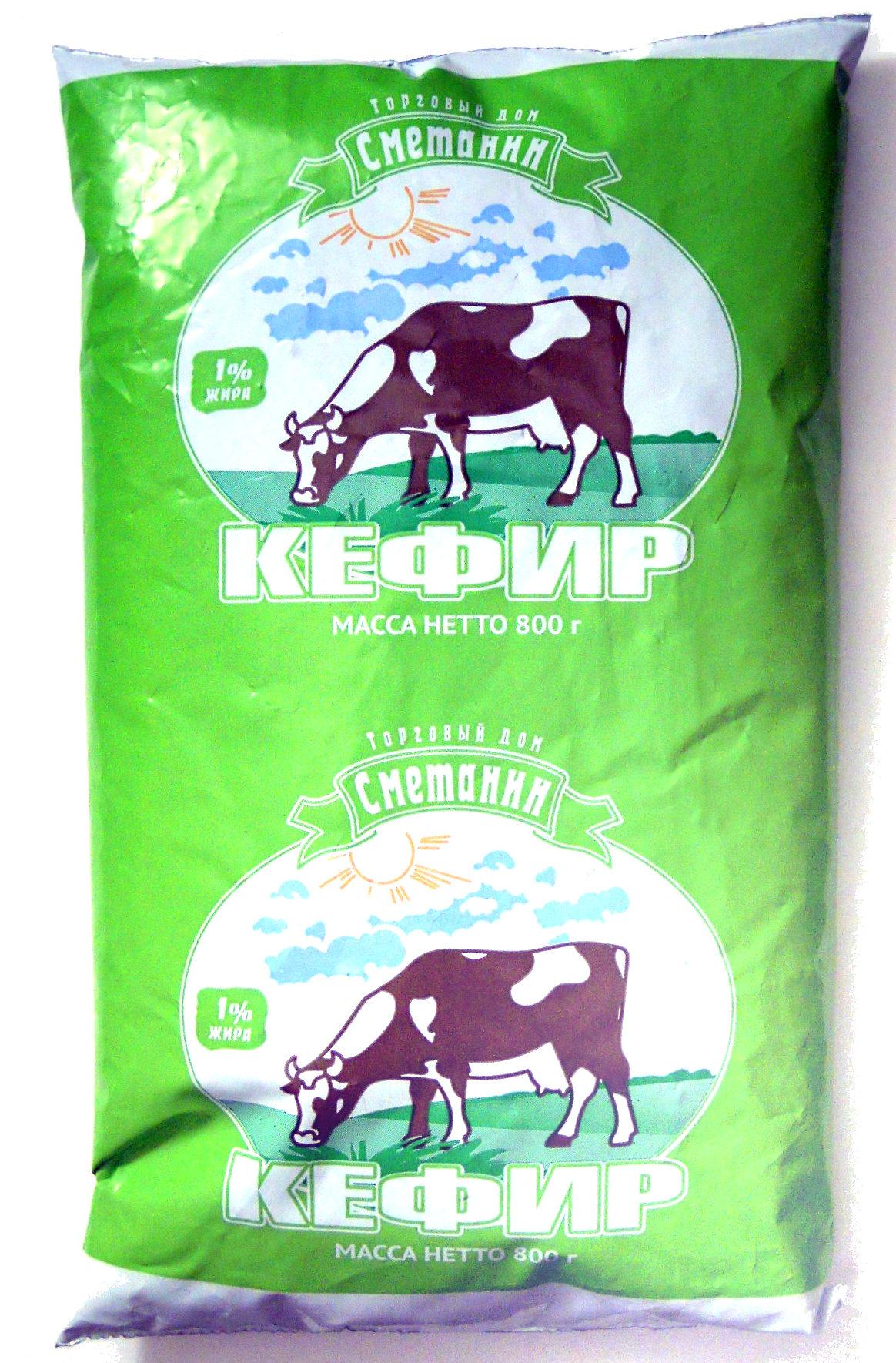 Кефир 1% жира - Product