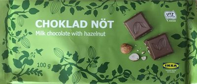 Choklad Not - Product