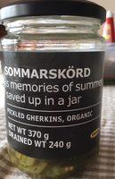 Sommarskörd - Produit