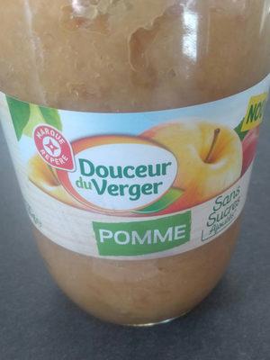 compote de pomme - Product