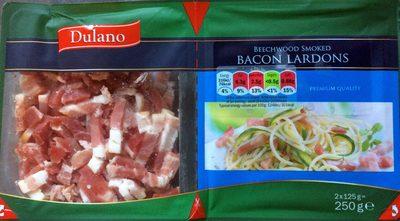 beechwood smoked bacon lardons - Product