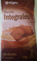 Biscottes integrales - Product