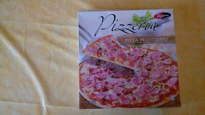 Pizza Prosciutto / Pizza Tonno - Produit