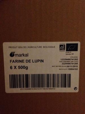 Farine De Lupin - Produit - fr