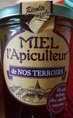 miel d apiculteur de nos terroirs - Product