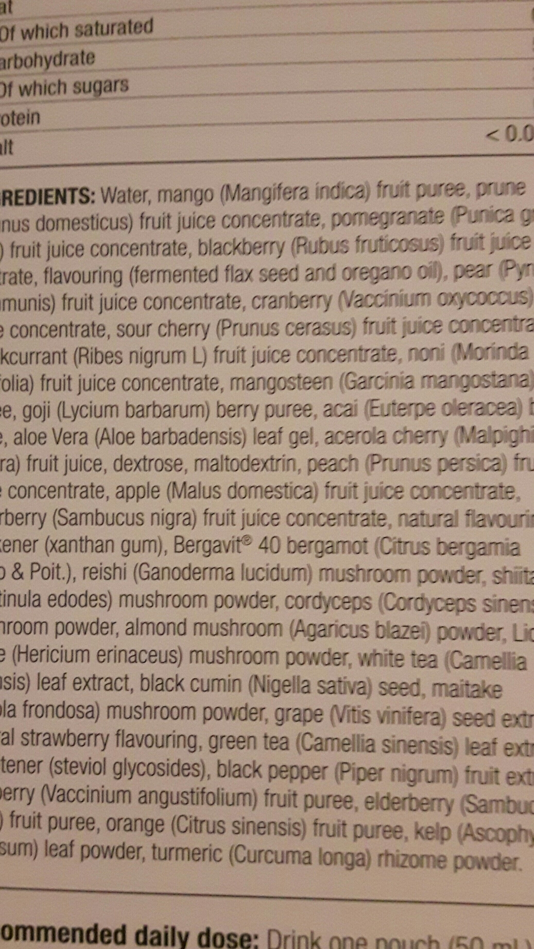 MOA - Ingredients - en