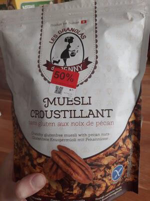 muselière croustillant les Granolas - Product - fr