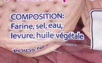 biscuits salés - Product - fr