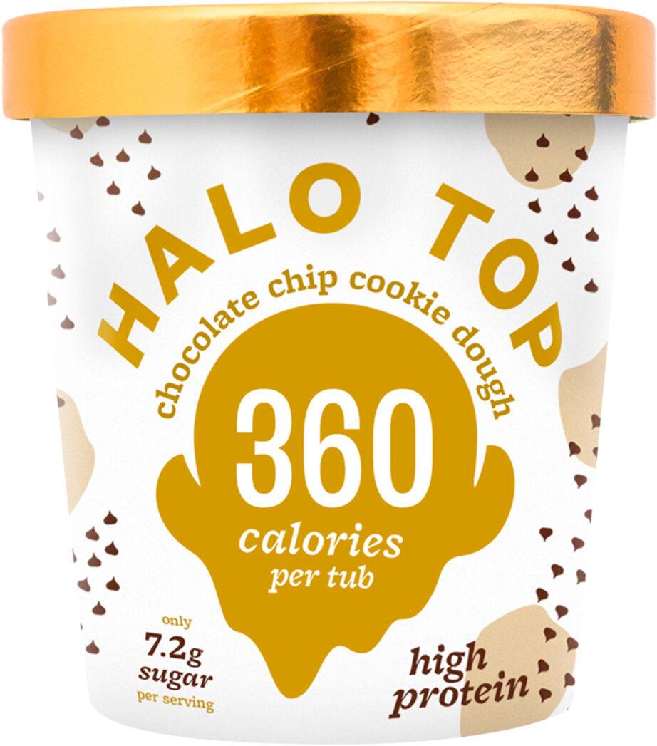Chocolate Chip Cookie Dough Ice Cream - Prodotto - en