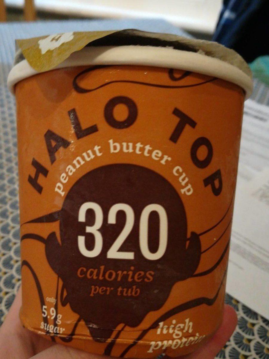 Peanut Butter Cup Ice Cream - Produit - fr