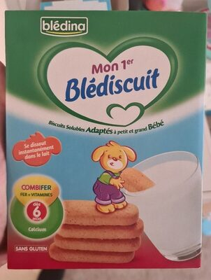 Blediscuit - نتاج - fr