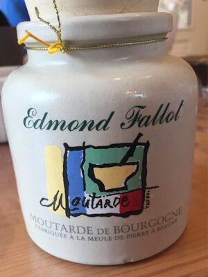 Moutarde de bourgogne - Product - fr