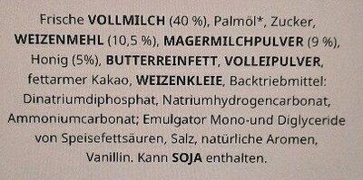 Černé fazolé - Ingredienti - de