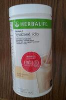 vyvážené jídlo s vanilkovou příchutí - Producto