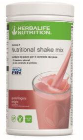 Formula 1 nutritional shake mix fragola delight - Product - it