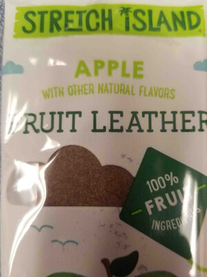 stretch island fruit leather - Produit