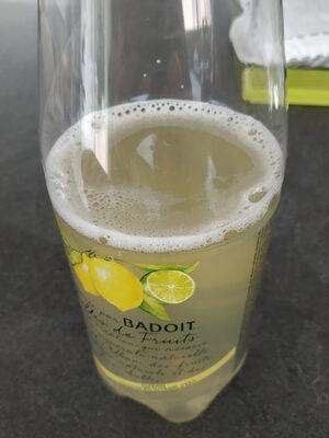 bulles de fruits par Badoit - Product - fr