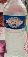 Bouteille cristalline - Product