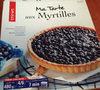 ma tarte aux myrtilles - Produto