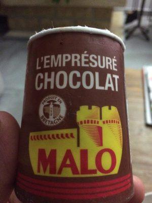 L'emprésuré chocolat - Product