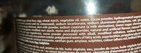 black forest cake - Ingredients - en