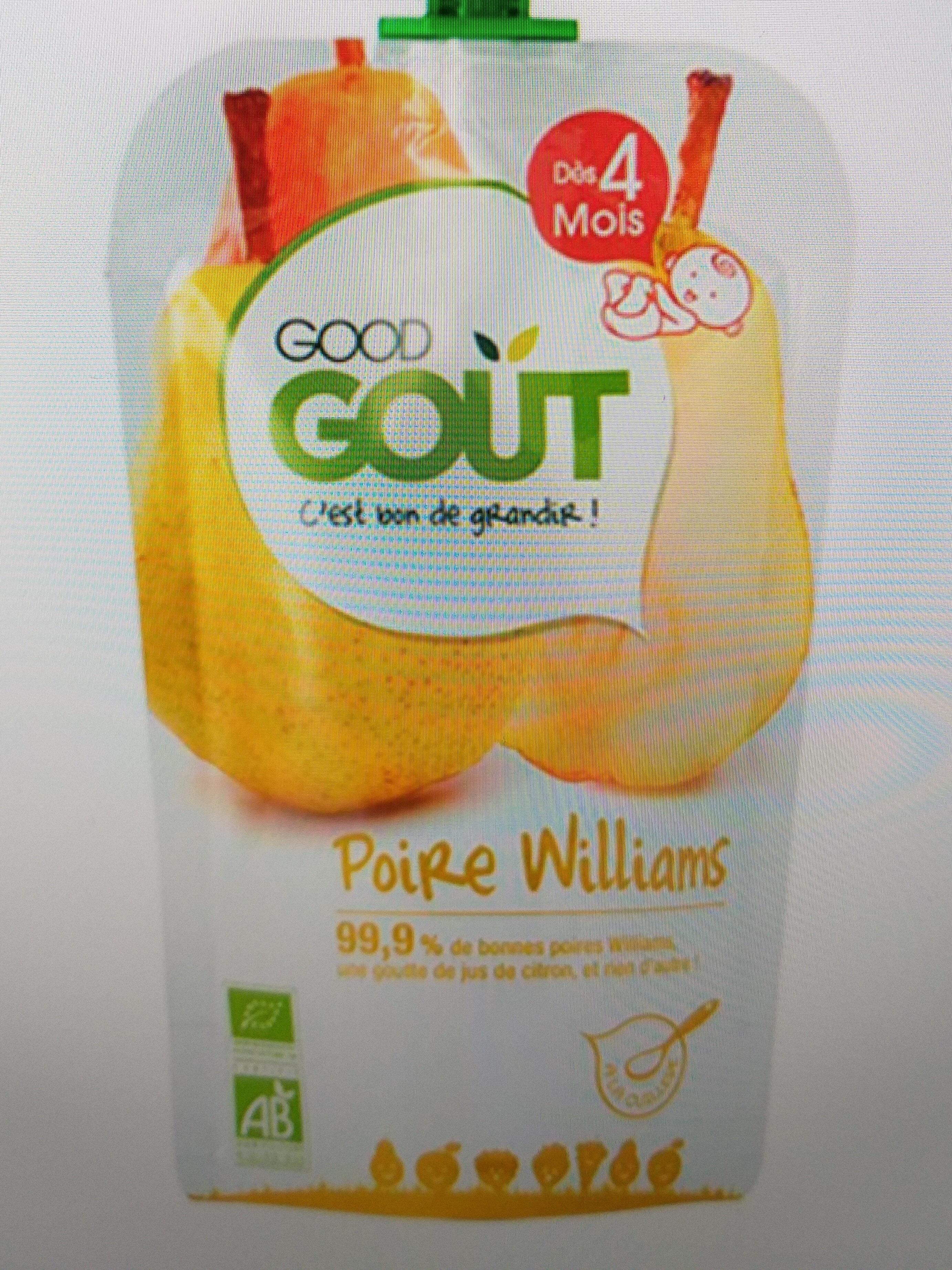 gourde de fruits - Product - fr