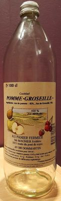 Cocktail pomme groseille - Product - fr
