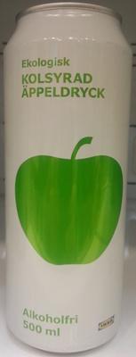 Kolsyrad Äppeldryck - Product