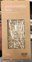 Knäckebröd dill - Product