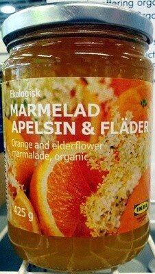 Marmelad Apelsin & Fläder - Prodotto - en
