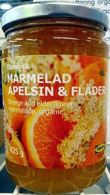 Marmelad Apelsin & Fläder - Product